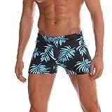 Schnell trocknende Badehose für Herren, Zolimx Männer Schwimmen Shorts Strand Modische Freizeitshorts Sportshorts Kurze Hosen Freizeithosen