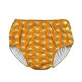 i play. 721153-318-45 Mix und Match Ultimative Schwimmwindel mit Druckknöpfen 18-24 Monate, Sunset Geo, orange