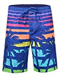 APTRO Herren Shorts Freizeit Casual Mode Urlaub Strandshorts Sommerhose Jun SG884 M