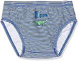 Sanetta Baby-Jungen Schwimmwindel 420204, Blau (Ultramarine 5842), 74