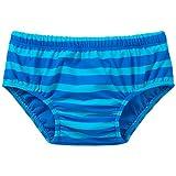 Schiesser Baby-Jungen Bade-Slip Badehose, blau 800, 62 (Herstellergröße: 412)